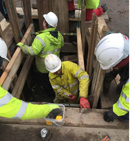 deep excavation training
