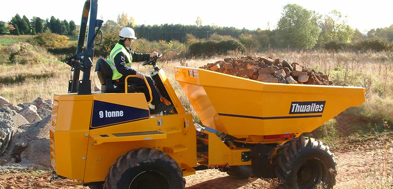 dumper training